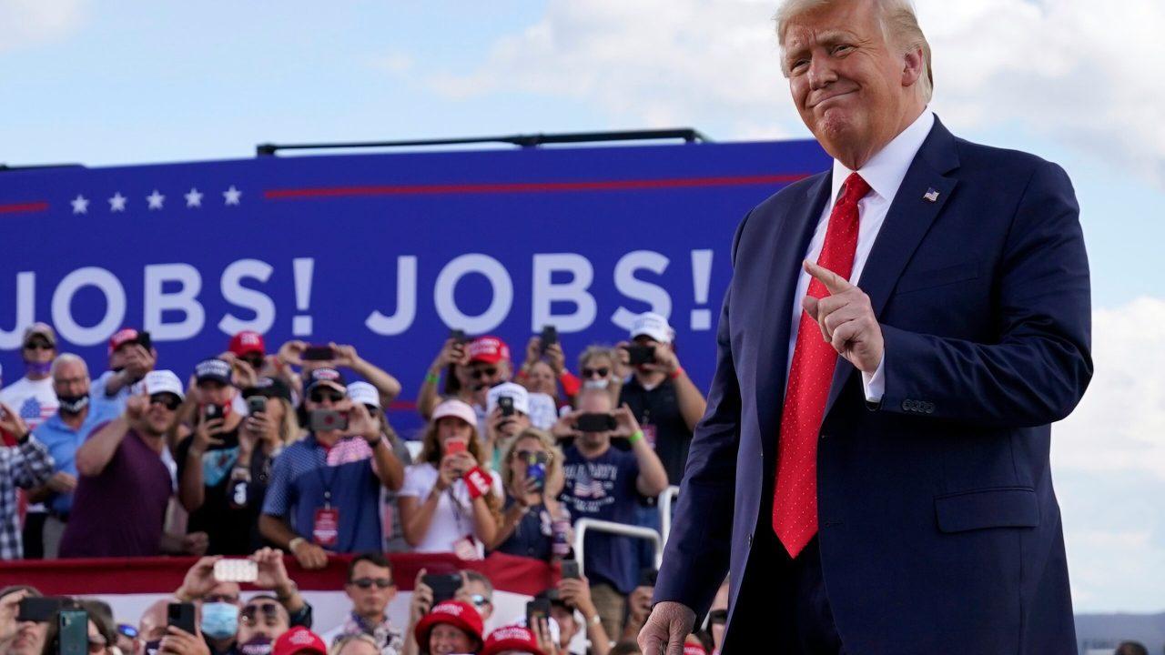 Donald Trump presidente Estados Unidos