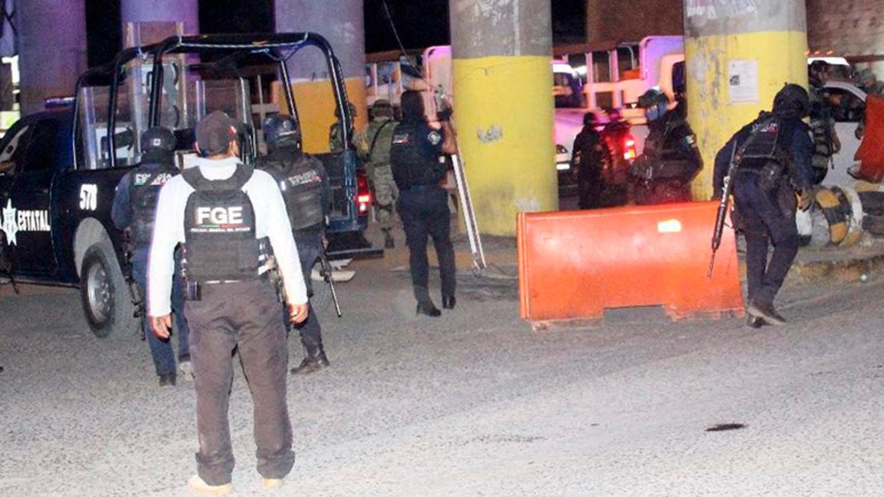 autodefensas atacaron SSPO ligados Los Ardillos