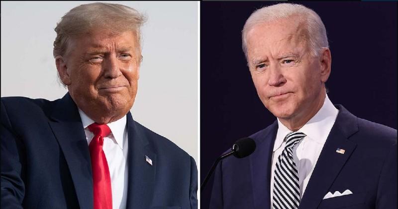 Biden Trump elección presidencial Estados Unidos 2020