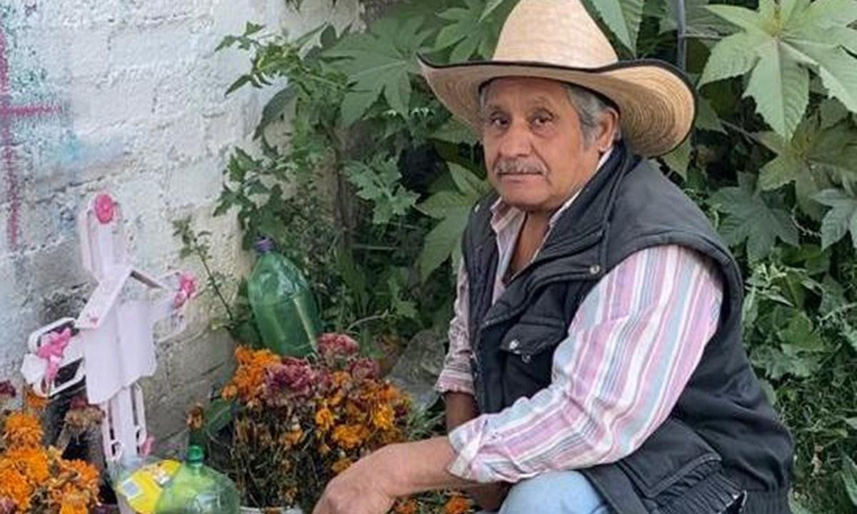 José Suárez, el albañil que se convirtió en abogado por el feminicidio de su hija