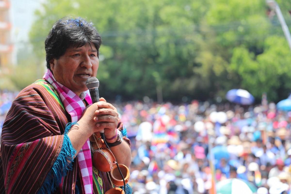 Evo Morales regresa a Bolivia tras el golpe de estado