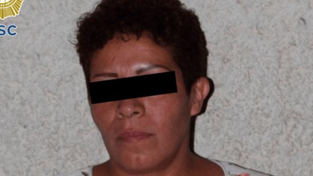Cae 'La Chofis', operadora de Unión Tepito y sospechosa en homicidio de niños mazahuas