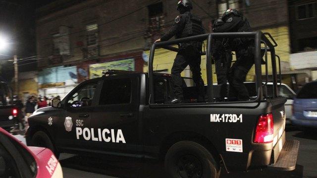 """La SSC informó de la detención de 17 presuntos miembros de """"Los Rudos"""". Estarían relacionados con diversos crímenes al norte de la CDMX"""