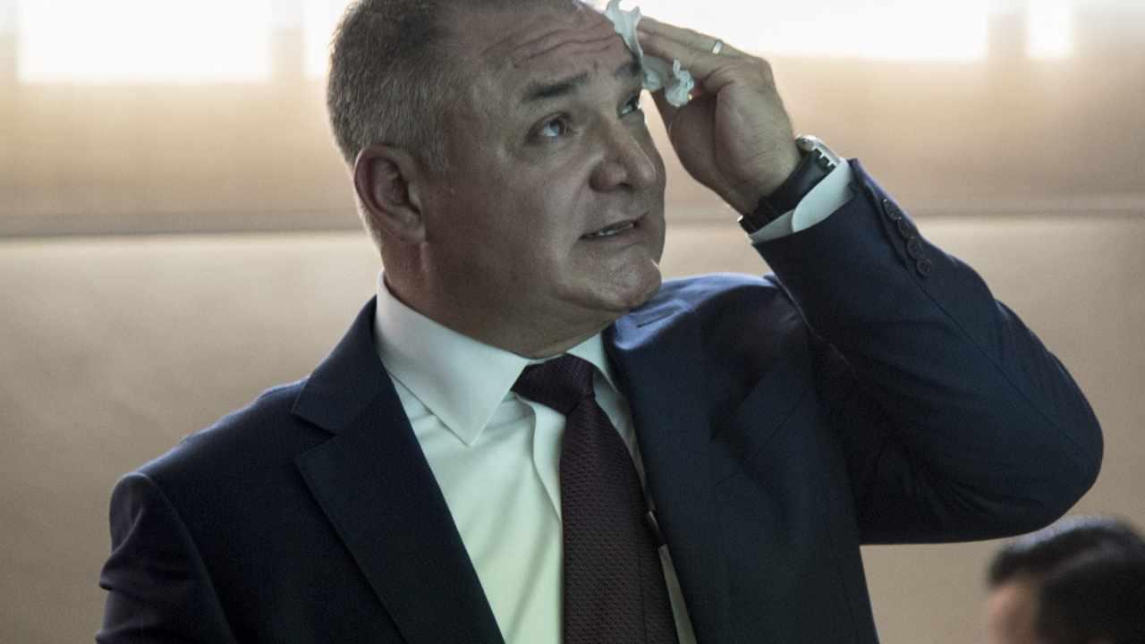Orden de aprehensión contra García Luna