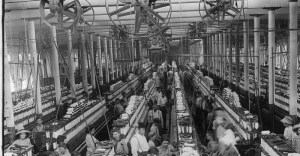 fábrica inglaterra revolución industrial