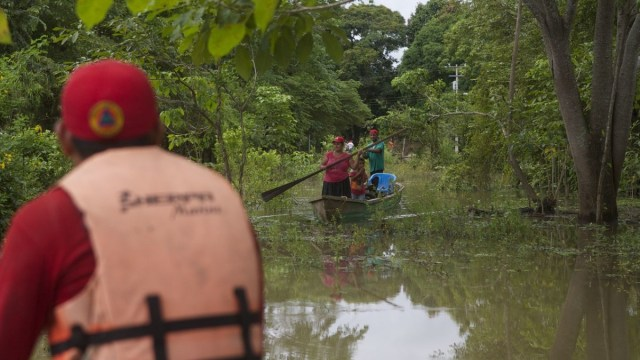Tabasco: Río Usumacinta se desbordará en horas [Video]