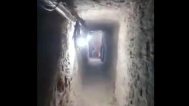 Celaya: delincuentes construyen túnel para robar bóveda de empresa de valores