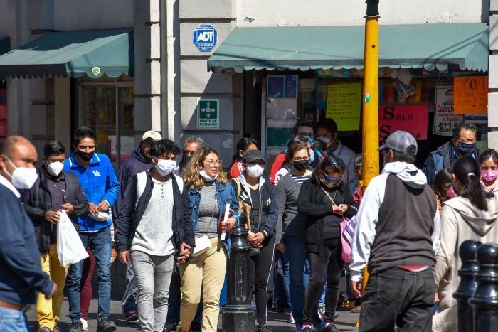 75% mexicanos no inmunidad coronavirus COVID-19
