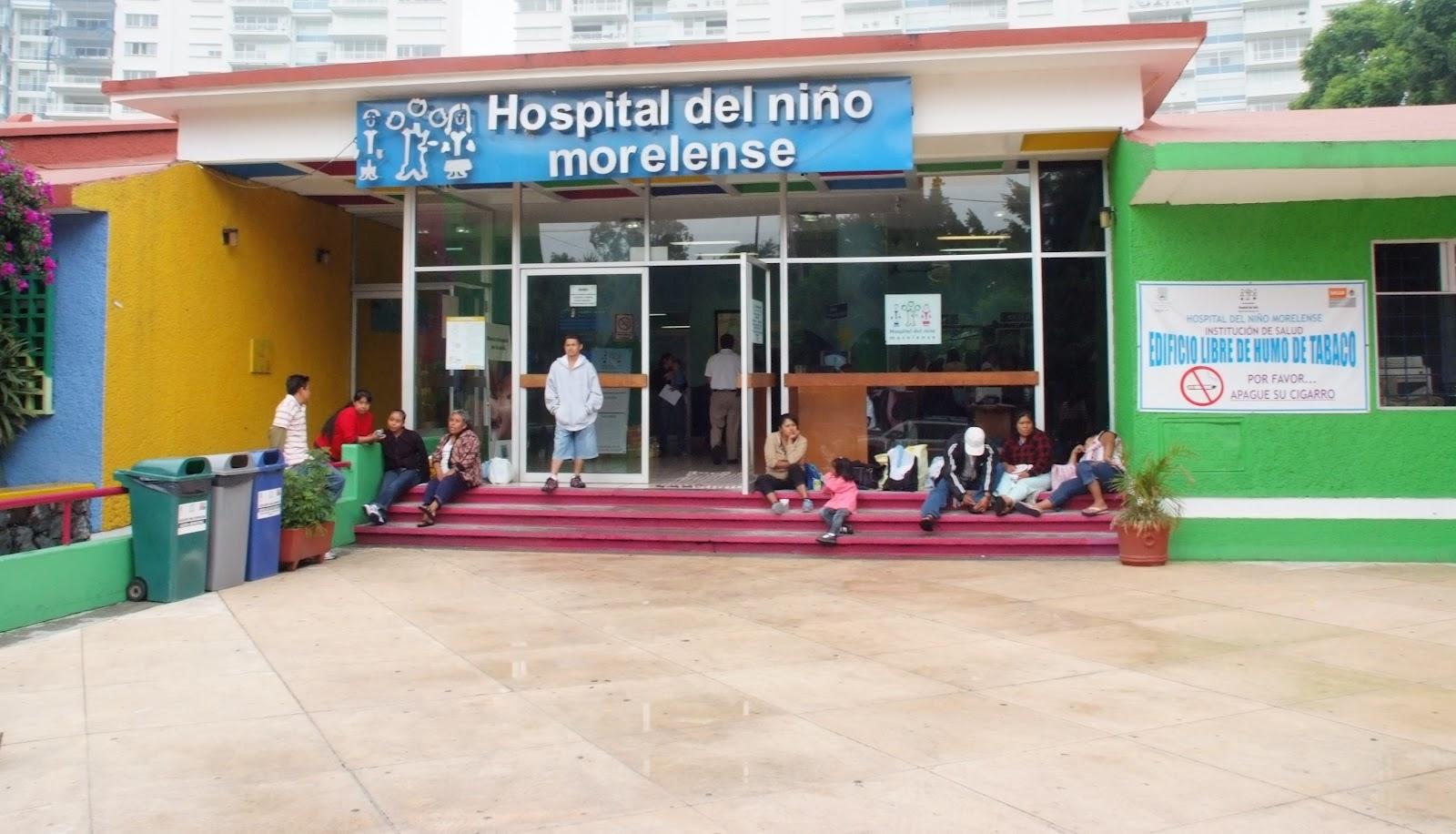 Hospital del niño Morelos