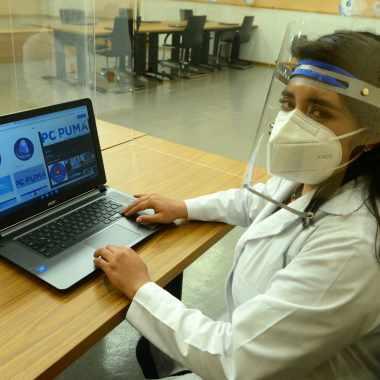 UNAM ofrece consultas