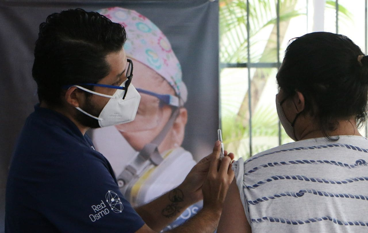 Vacunación COVID-19 México 2