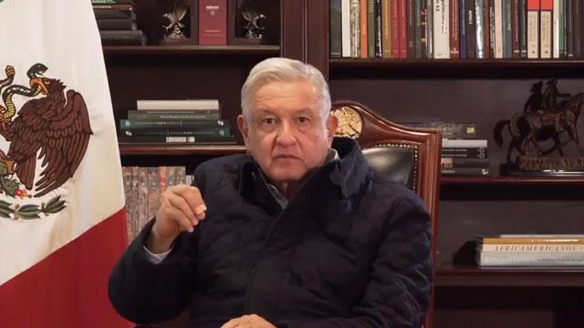 El presidente de México, AMLO, dijo que las empresas podrán comprar vacunas contra COVID-19 en el extranjero y venderlas