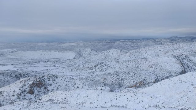 Nieve en Chihuahua fotos