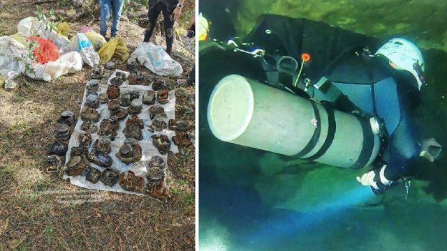 Encuentran más de 100 medidores luz cenote Yucatán