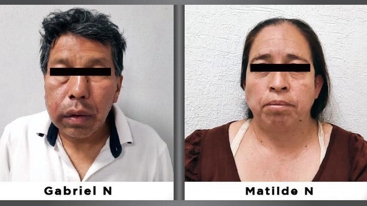 En el Estado de México, una madre permitió que su pareja violara a su hija de apenas 15 años; ambos fueron detenidos