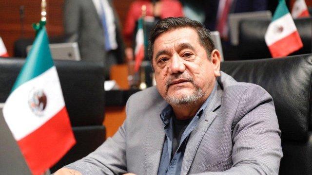 [VIDEO] Mujer acusa de violación al senador de Morena Félix Salgado