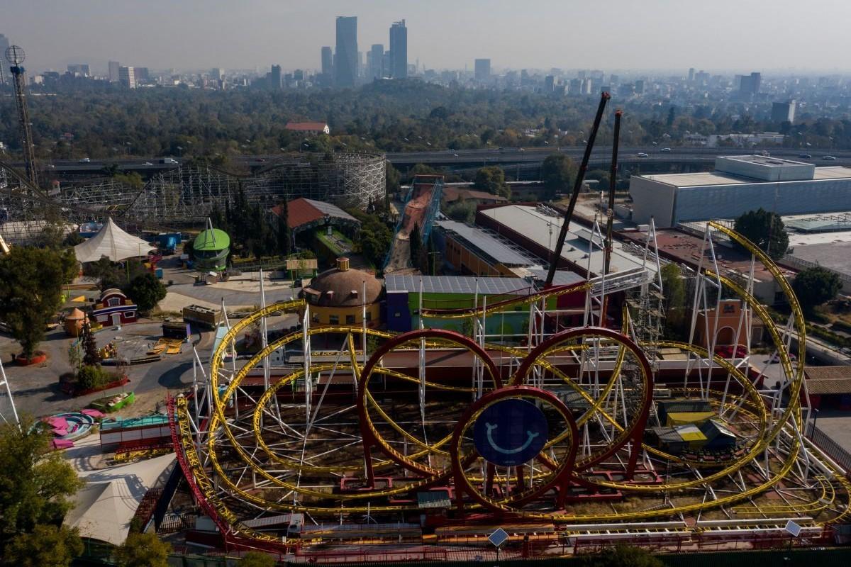 Aztlán será el nuevo parque de diversiones en Chapultepec