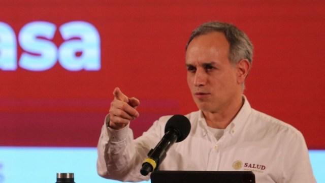 López-Gatell presume que México es de los países que más usa cubrebocas