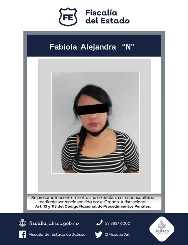 Fabiola Alejandra 'N', una madre de Jalisco, fue vinculada a proceso por el abuso sexual de su propio hijo