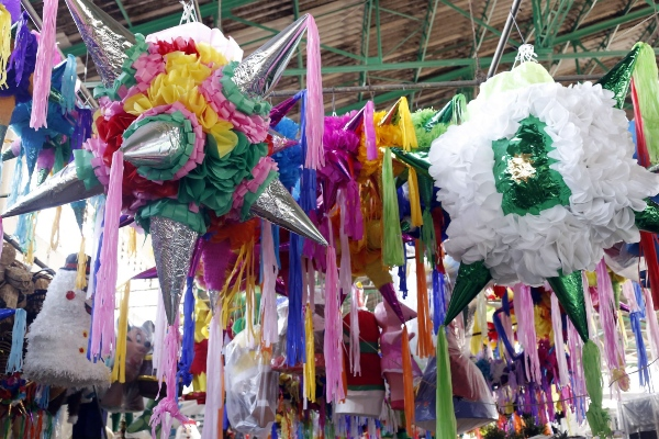 origen significado piñata