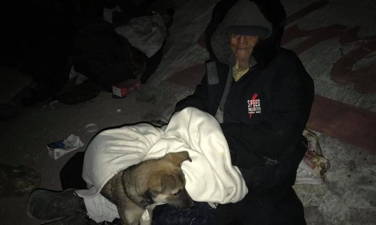 Prenden fuego a abuelito que vivía en situación de calle en Cuautitlán Izcalli