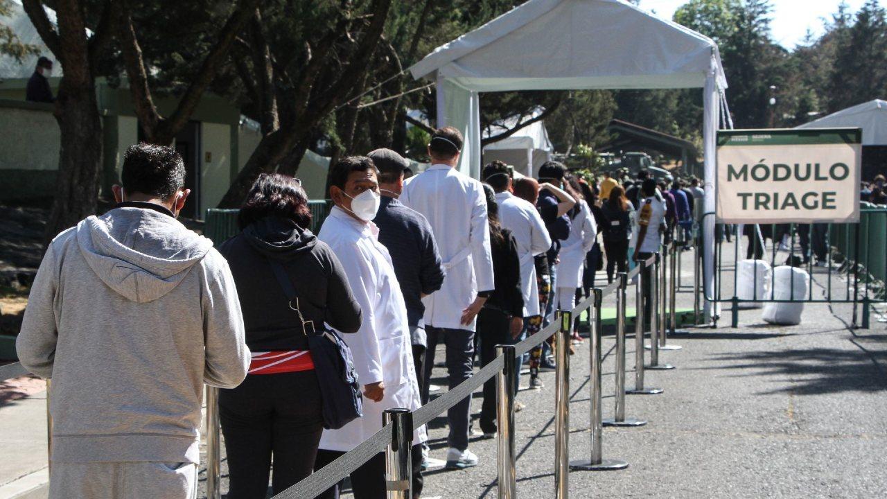 sanción administrativa penal colarse lista vacunación COVID-19CDMX