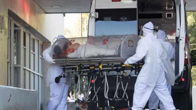 saturación hospitales CDMX