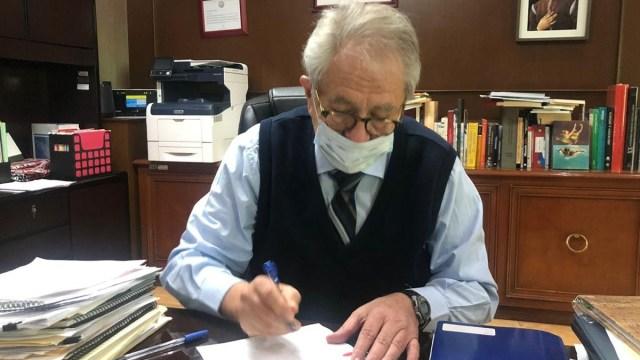 México firma convenio con Pfizer para adquirir vacunas contra el Covid-19