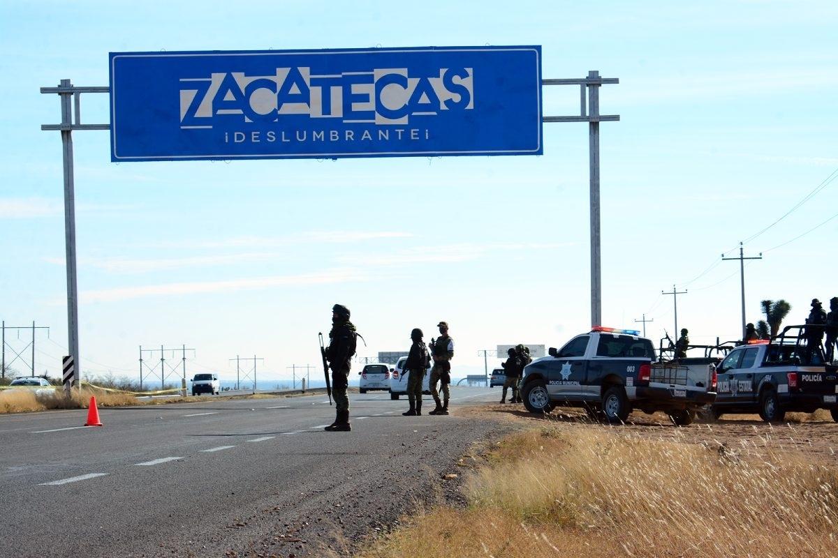 Encuentran cadáveres de siete personas asesinadas en frontera entre SLP y Zacatecas