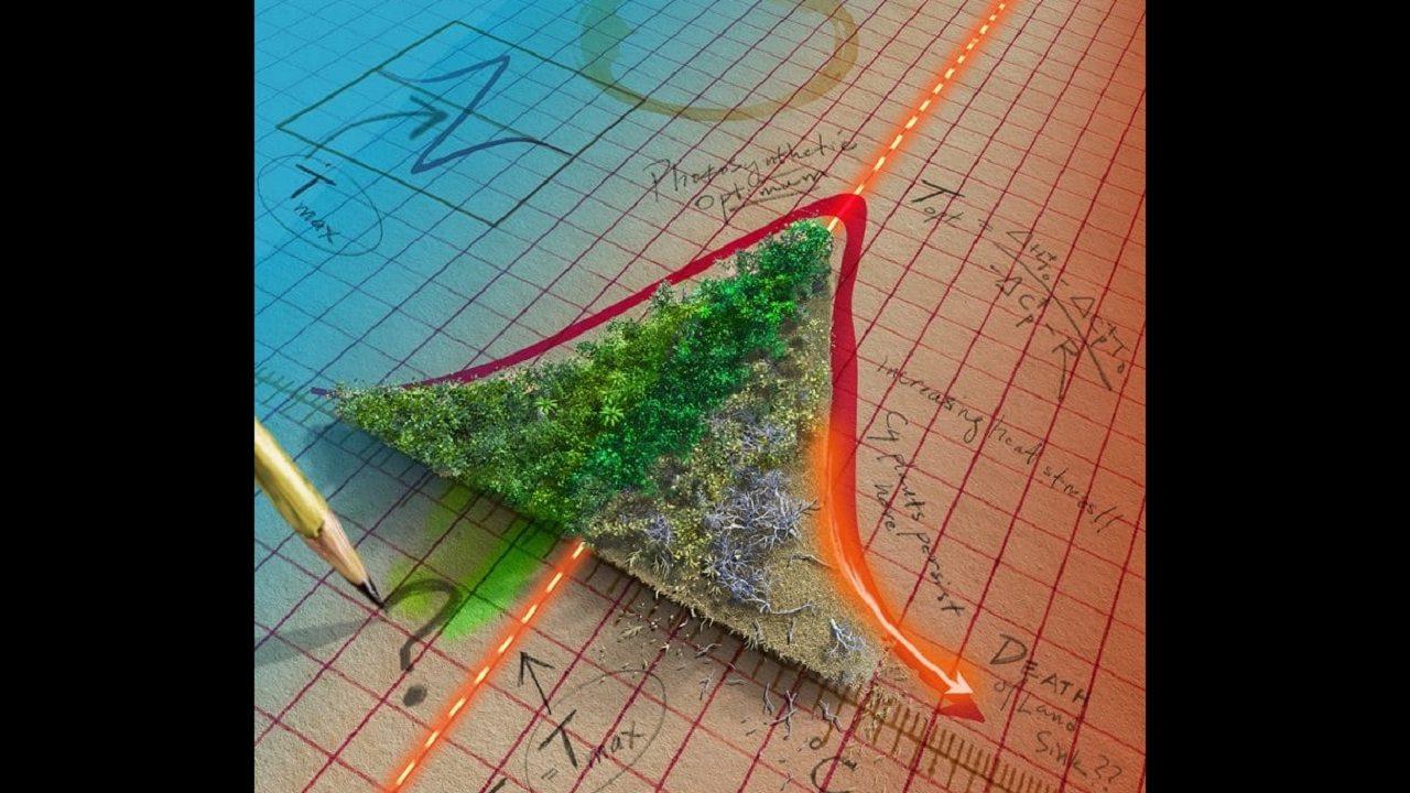 20 a 30 años punto crítico inflexión temperatura Tierra