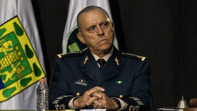 AMLO respalda decisión FGR exonerar Cienfuegos