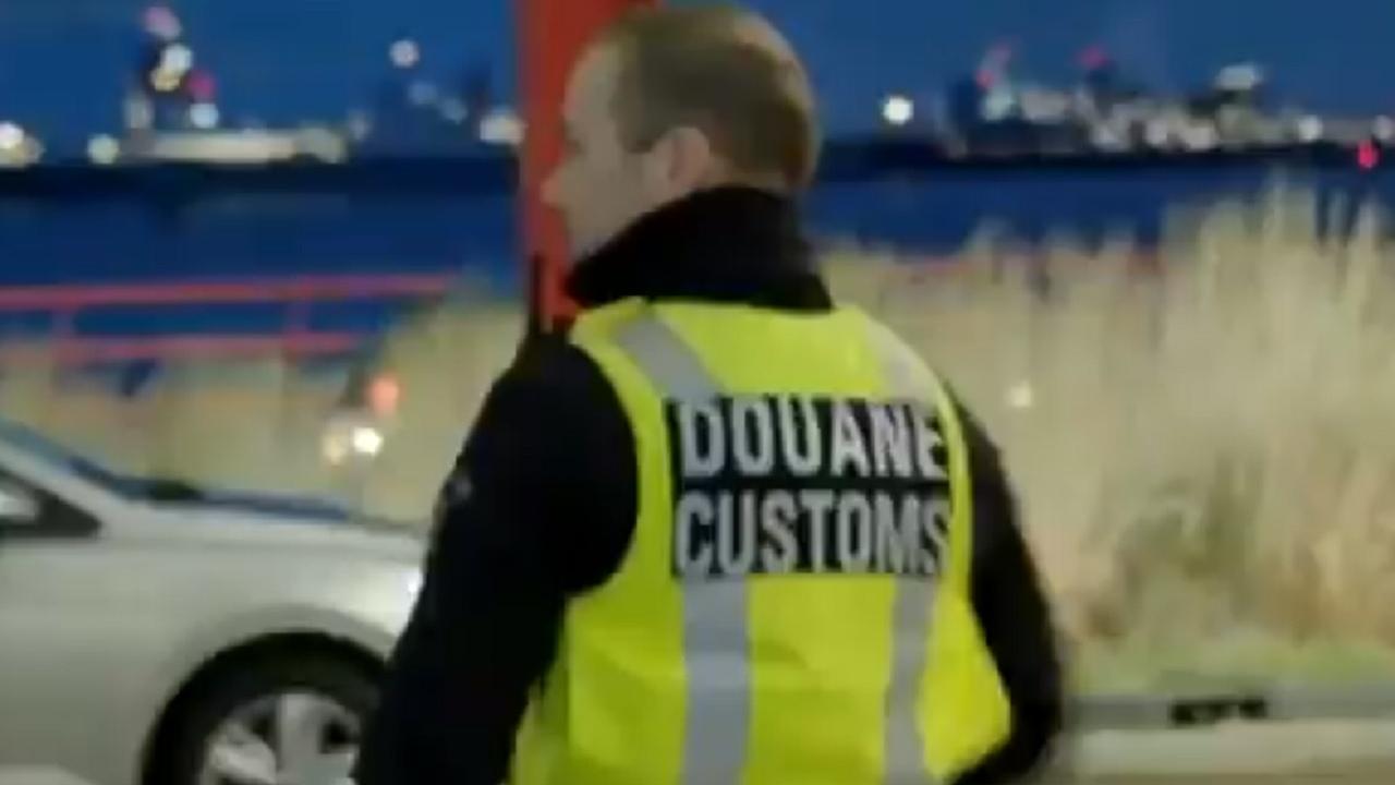 Agentes aduaneros holandeses confiscan sándwiches británicos