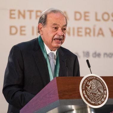 Carlos Slim COVID-19