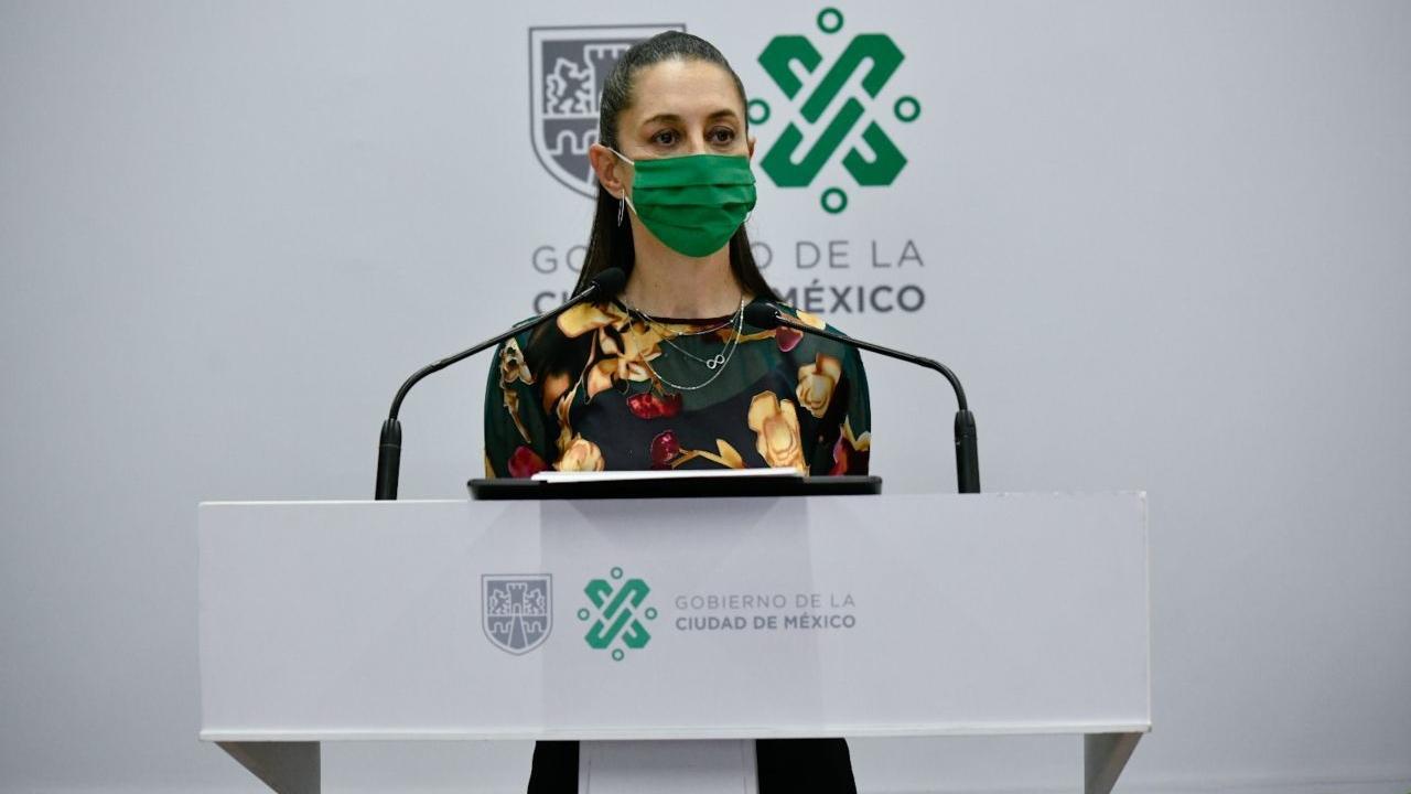 Claudia Sheinbaum vacaciones Hugo López-Gatell COVID-19