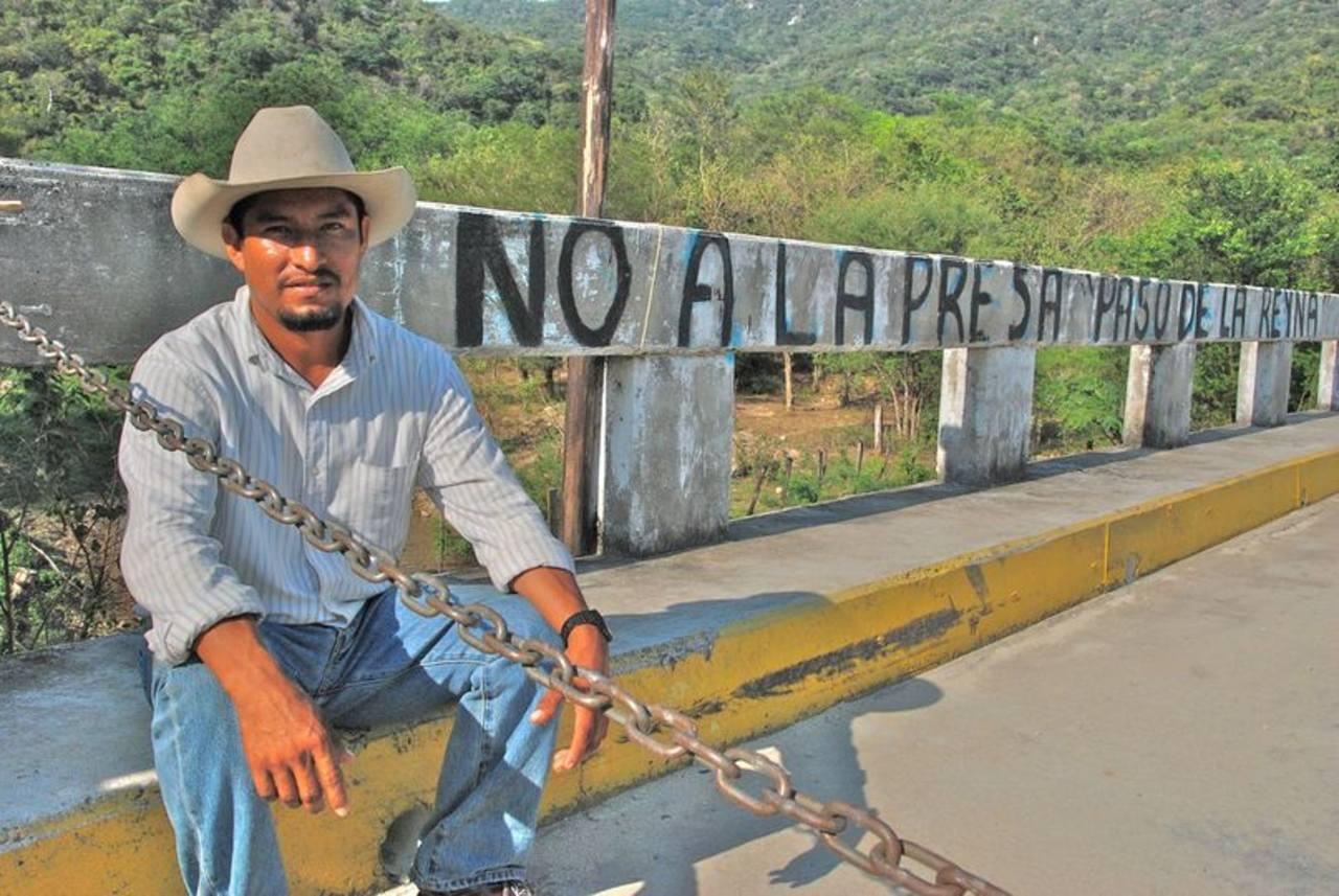 Fidel Heras Cruz asesinado a balazos Oaxaca