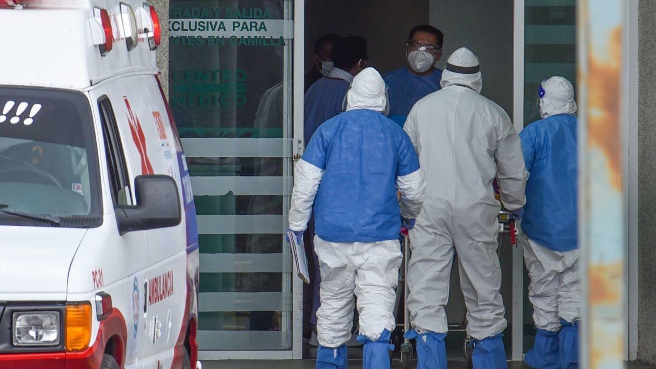 Médico obligado trabajar sin protección murió COVID-19 hospital Ecatepec Edomex