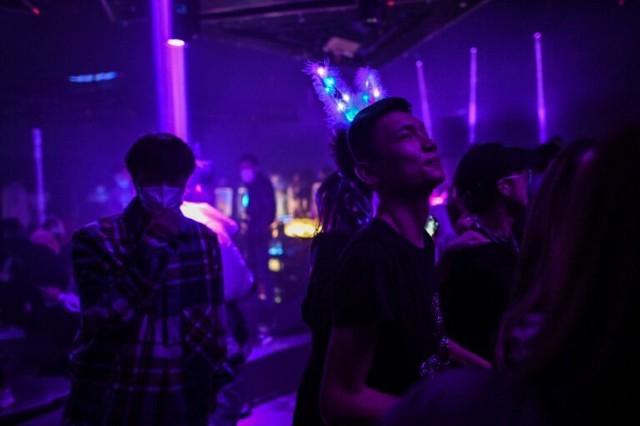 Wuhan discoteca