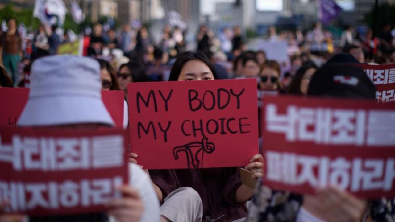 Aborto legal Corea del Sur 2021
