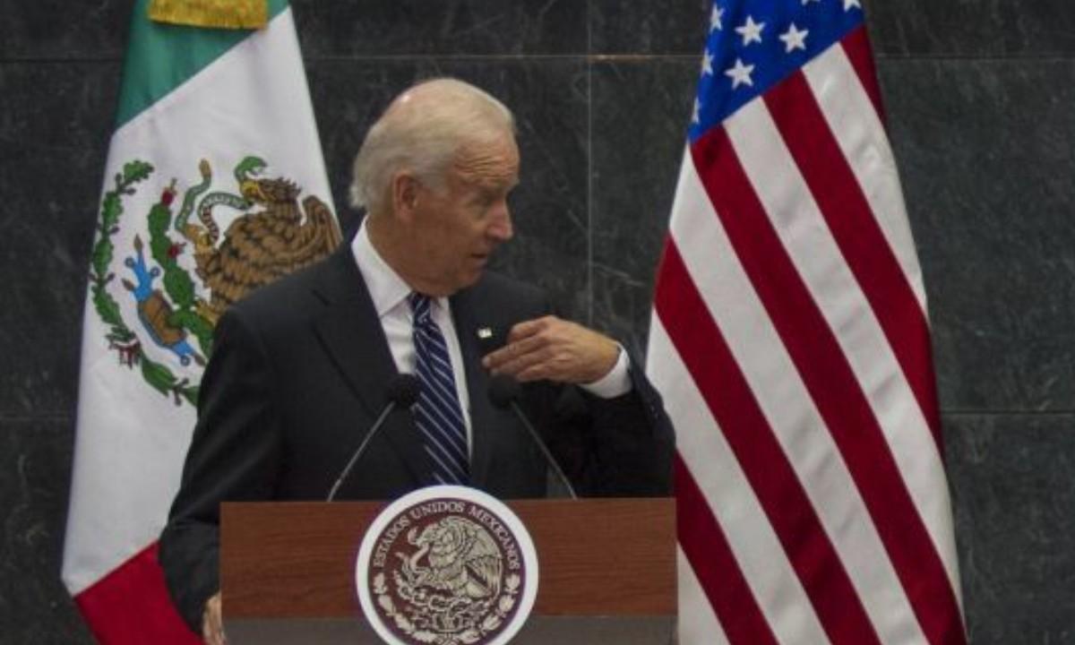 Joe Biden emitirá un decretó para cancelar el muro fronterizo con México