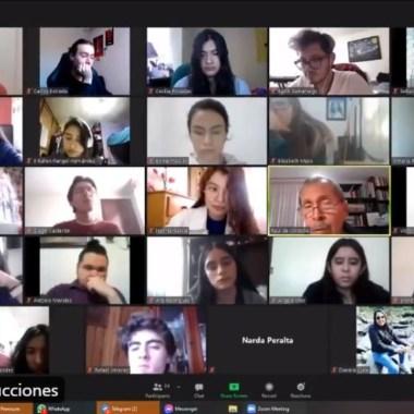 Profesor de la UNAM maltrata a alumna con COVID-19