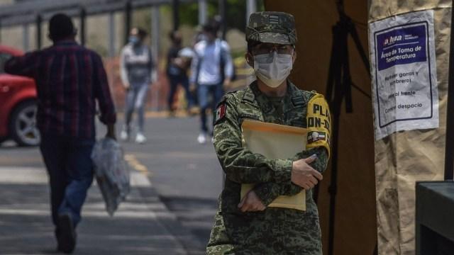 Desaparecen cuatro vacunas COVID-19 hospital operado Sedena Morelos