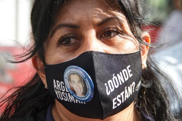 desaparición forzada México