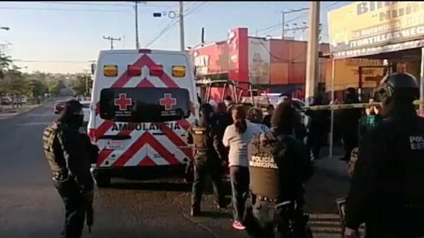 Dueño birriería resiste asalto Culiacán