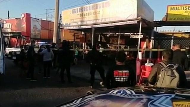 Dueño de birriería baleado resistirse asalto Culiacán Sinaloa