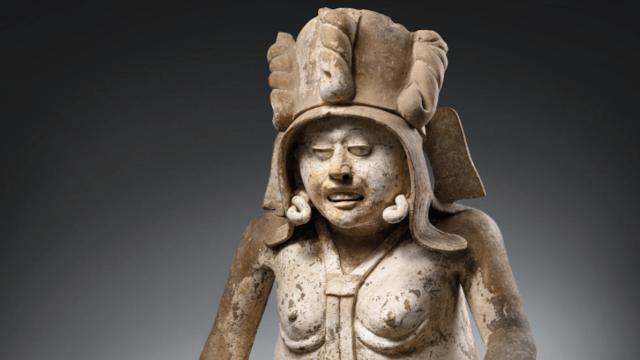 INAH demanda subasta de piezas prehispánicas de Mesoamérica en Francia