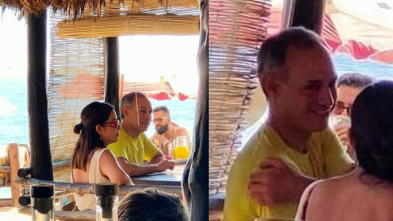 Se difundieron fotos que revelarían unas presuntas vacaciones de Hugo López-Gatell en Oaxaca a pesar de la pandemia de COVID-19