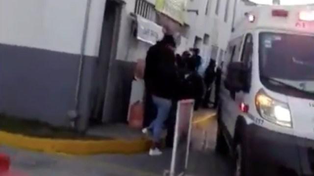 Adolescente da a luz en el baño de una gasolinera en la carretera México-Puebla
