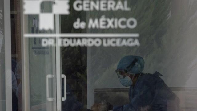CDMX: hospitales registran 90% de ocupación en camas generales