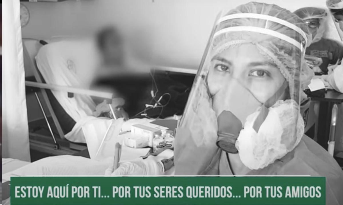 """Personal del IMSS de la CDMX súplica: """"¡Quédate en casa!"""" [Video]"""