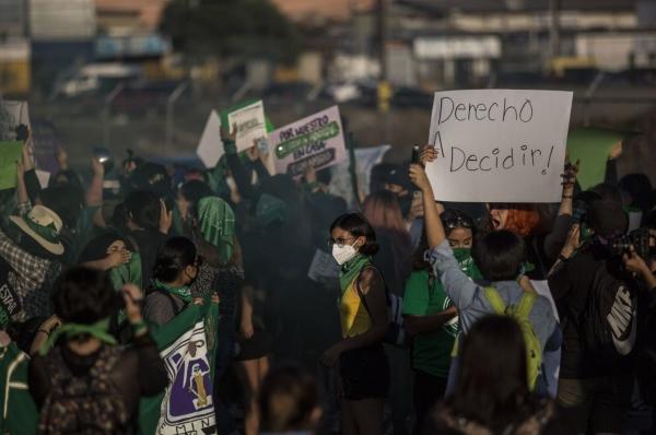 legalización del aborto México